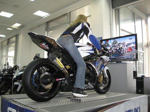мотоцикл симулятор скачать