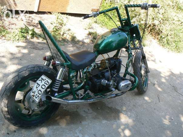 Стартер на мотоцикл Урал