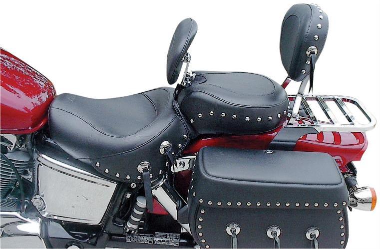 Заднее сиденье на мотоцикл своими руками 68
