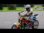 Как делать дрифт на мотоцикле-How To Drift