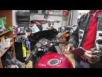 Moto Nexus. Как завести мотоцикл после зимовки