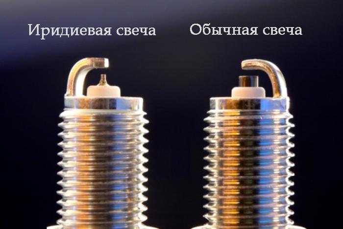 Срок службы иридиевых свечей