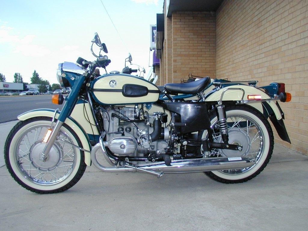 Тюнинг мотоцикла Урал на фото 2