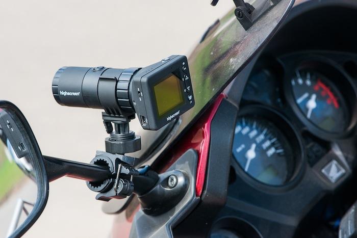 Видеорегистратор для мотоцикла – правильный выбор