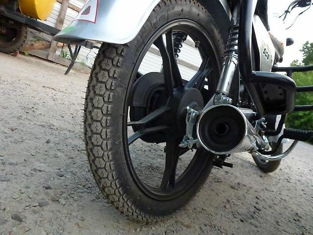 До скольки кубов права на мотоцикл