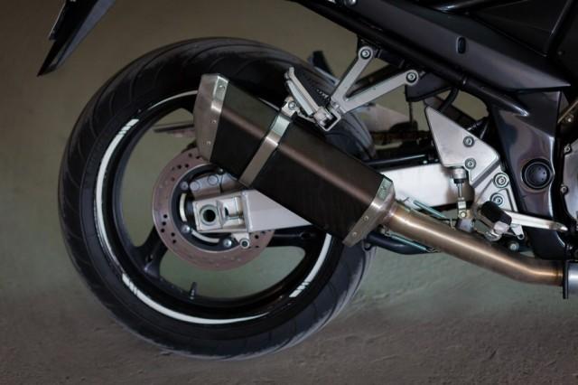 Как самому сделать прямоток на мотоцикл