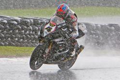 Мотоцикл в дождь