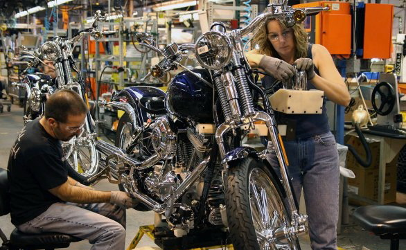 global economy and strategic plan of harley davidson inc Strategic management: brand strategy of harley davidson harley davidson the company  which included sticking to a clear marketing plan.