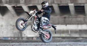 Baltmotors Dakar 250 теперь и мотард-версия