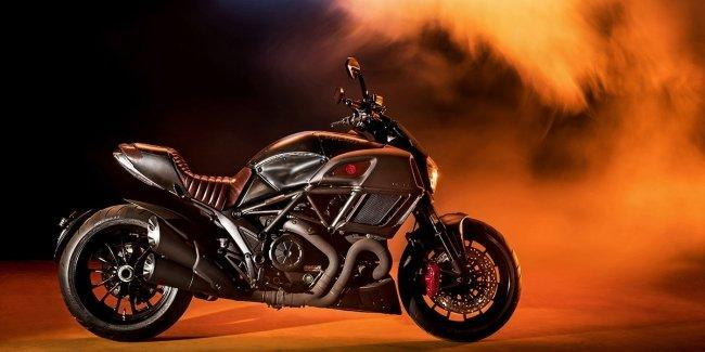 Элитный мотоцикл Ducati Diavel Diesel скоро поступит в продажу