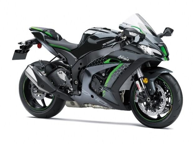 Спортивные байки Kawasaki Ninja ZX10RR 2019 будут выпущены в ограниченном количестве