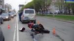 ДТП видео с мотоциклами – ужасы любого мотолюбителя