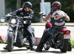 Какие байкерские мотоциклы бывают, и кто такие байкеры