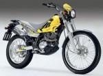 Горный мотоцикл