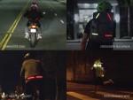 Светодиодные куртки и рюкзаки от Lumenus