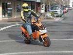 Шлем для скутера - безопасность превыше всего!