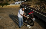 Мотоцикл на воде из Бразилии