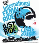 """International Female Ride Day"""