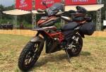 Внедорожная версия скутера от Honda в Индонезии