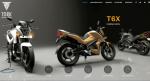 Первый электромотоцикл из Индии «Tork T6X»