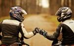 Больше мотоциклистов - безопаснее дорожное движение