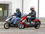 Yamaha и Honda могут объединиться для развития скутеров