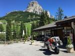 Перевалы Stelvio и Dolomitas