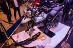 """Зимний мотоцикл от """"Triumph"""""""