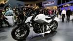 Самобалансирующий мотоцикл Honda был представлен в ходе выставки CES-2017
