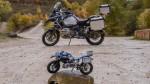 "BMW создала ""летающий"" байк Hover Ride Design Concept на основе игрушки Lego"