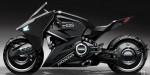 Honda создала байк для киноленты «Призрак в доспехах»