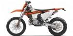 Фирма KTM показала двухтактные эндуро KTM EXC TPI 2018