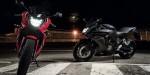 Компания Honda показала мотоциклы CB650F и CBR650F 2018 года