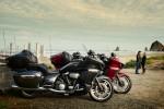 Демонстрация туристического мотоцикла Yamaha Star Venture 2018
