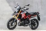 Обновленный мотоцикл Aprilia Dorsoduro 900 2018