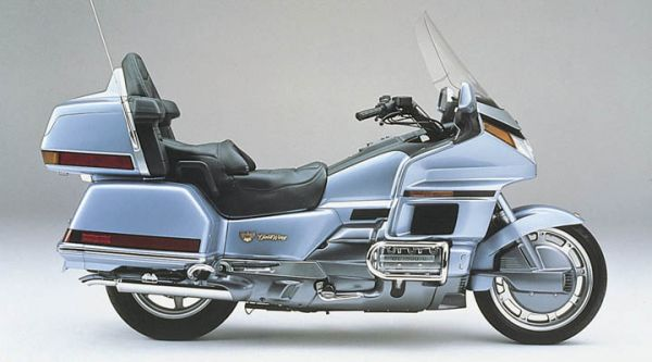 Фотография GL 1500 SE Gold Wing 1990