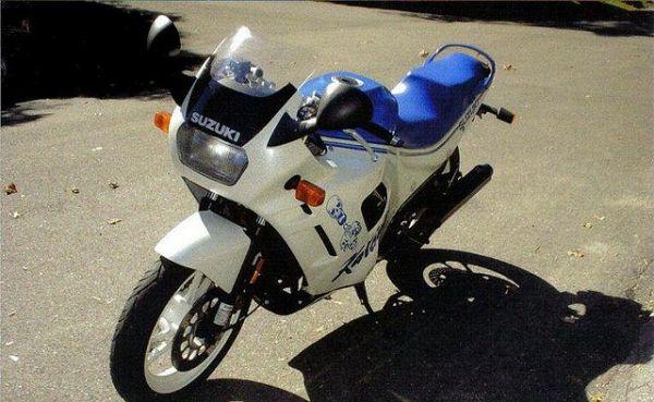 SUZUKI GSX 600 F - motorencyclopedie.nl