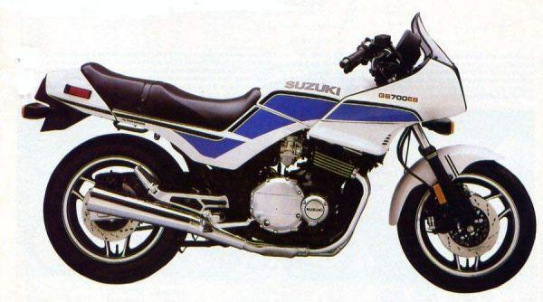 Фотография GSX750ES (1985)