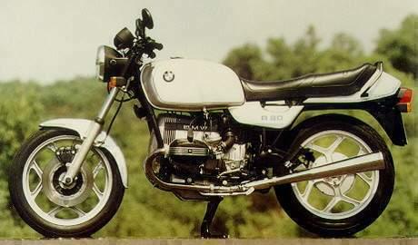 Фотография R80 (1984)