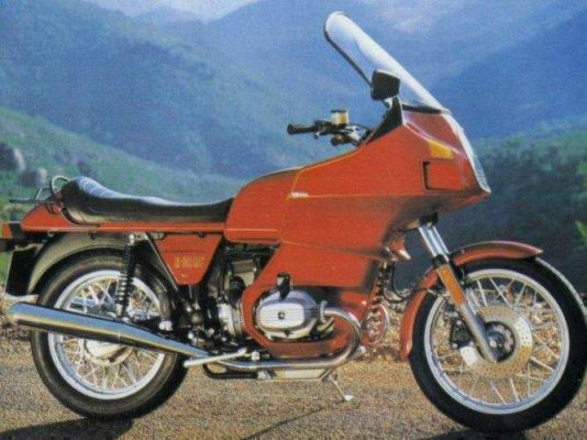 Фотография R80RT (1982)