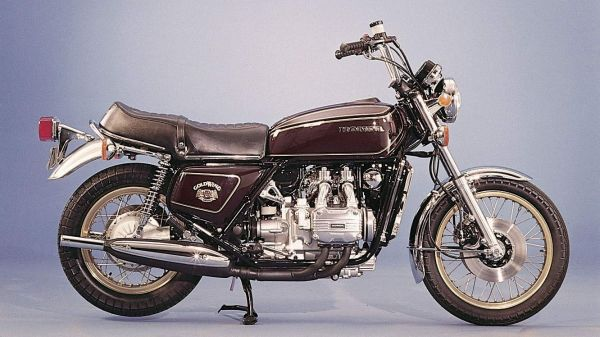Фотография GL1000 Goldwing LTD (1976)