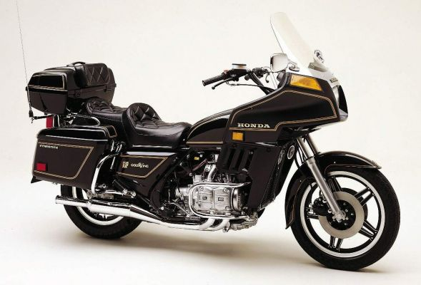 Фотография GL1100 Goldwing Interstate (1980)