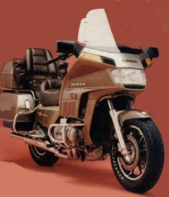 Фотография GL1200 Goldwing (1984)