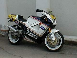 Фотография Mito II 125 Rothmans Rep (1993)