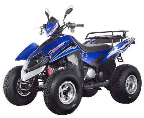 Фотография ATV Dragon 250 (2009)