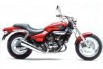 Мотоцикл EL 125 Eliminator V 1998: Эксплуатация, руководство, цены, стоимость и расход топлива