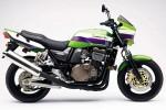 Мотоцикл ZRX1100R 2001: Эксплуатация, руководство, цены, стоимость и расход топлива