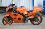 Мотоцикл ZXR 400 1994: Эксплуатация, руководство, цены, стоимость и расход топлива