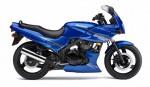 Мотоцикл Ninja 500R 2007: Эксплуатация, руководство, цены, стоимость и расход топлива