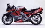 Мотоцикл ZZR 600 1990: Эксплуатация, руководство, цены, стоимость и расход топлива